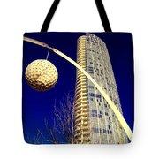 Dallas Museum Tower Tote Bag