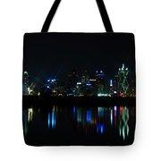 Dallas Reflections Tote Bag