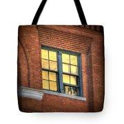 Dallas Window Tote Bag