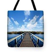 Dalmaney Bridge Tote Bag
