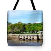 Dam House Tote Bag