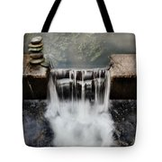 Dam Rocks Tote Bag