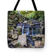 Dam Spillover Tote Bag