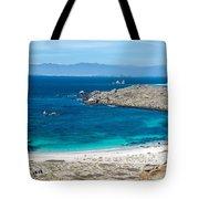 Damas Island Beach Tote Bag