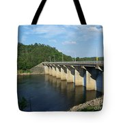 Damn Wall Tote Bag