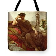 Damocles Tote Bag by Thomas Couture