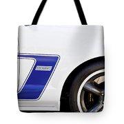 Dan Gurney 2009 Ford Mustang Tote Bag