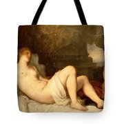 Danae Tote Bag by Titian