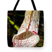 Dana's Delight Carnivorous Pitcher Plant Tote Bag