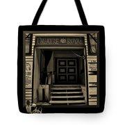 Dance Hall Magic Tote Bag