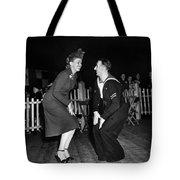 Dance: Lambeth Walk, C1940 Tote Bag