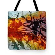 Dance Of Colours  Tote Bag