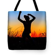 Dance Of Joy Tote Bag