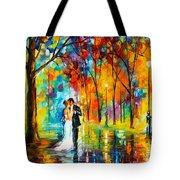 Dance Of Love Tote Bag