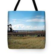 Dance Of Oil Tote Bag