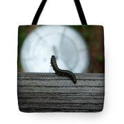 Dance Of The Caterpillar Tote Bag