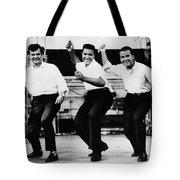 Dance The Twist, C1962 Tote Bag