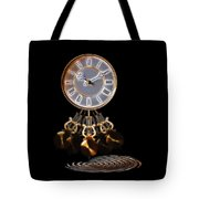 Dance Time Tote Bag
