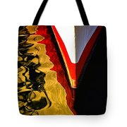 Dance Upon The Bow Tote Bag
