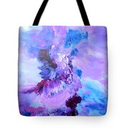 Dance With The Sky Tote Bag by Isabelle Vobmann