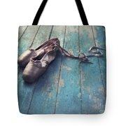 Danced Tote Bag by Priska Wettstein