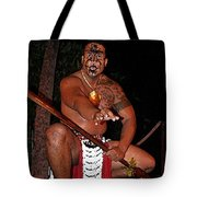 Dancer From The Islands. Tote Bag