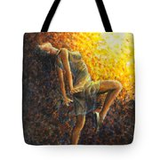 Dancer Ix Tote Bag