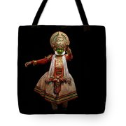Dancers, India Tote Bag