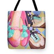 Dancin Shoes Tote Bag
