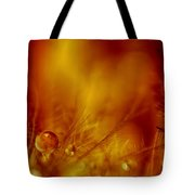 Dancing At The Gates Of Hell Tote Bag