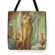 Dancing Beauty Tote Bag