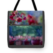 Dancing Colours Tote Bag