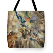 Dancing Dreams Tote Bag by Joe Misrasi