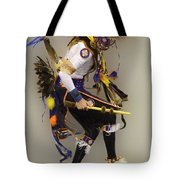 Pow Wow Dancing For The Spirit Tote Bag