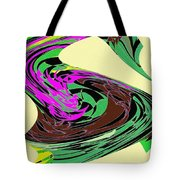 Dancing Goose 2 Tote Bag by Will Borden