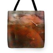 Dancing In Clouds... Tote Bag