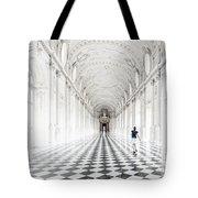 Dancing In The Galleria Grande Tote Bag
