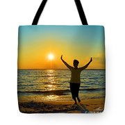 Dancing In The Sunlight Tote Bag