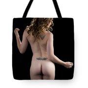 Dancing Nude Booty 1201.02 Tote Bag
