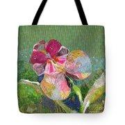 Dancing Orchid IIi Tote Bag