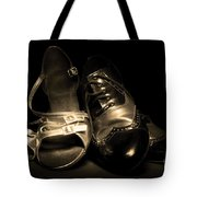 Dancing Pair Tote Bag