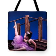 Dancing Princess Tote Bag