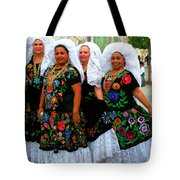 Dancing Queens Palm Springs Tote Bag