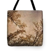 Dancing Trees Tote Bag by Carol Whaley Addassi