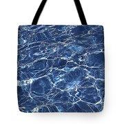 Dancing Water 5 Tote Bag