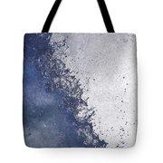 Dancing Water Drops Tote Bag