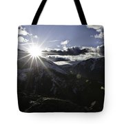 Dancing With Sundance Tote Bag