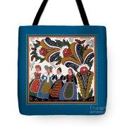 Dancing Women 4 Tote Bag