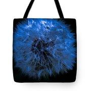 Dandelion Blues Tote Bag
