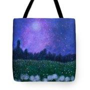 Dandelion Dreams Tote Bag